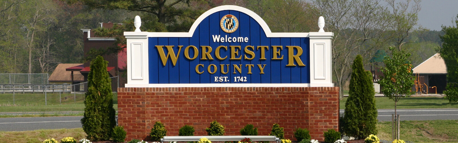 Welcome to Worcester County - Established 1742